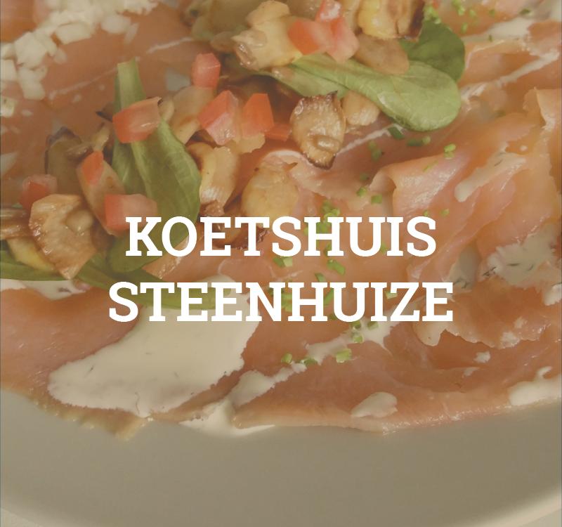 Koetshuis Steenhuize - Traiteur Kevin Maginet