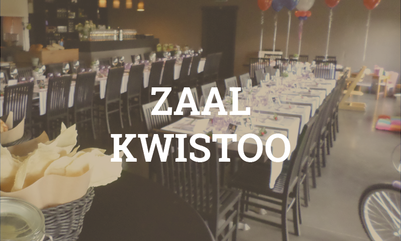 Zaal Kwistoo - Traiteur Kevin Maginet